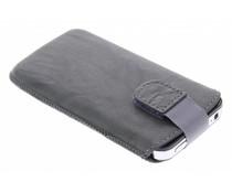 Mobiparts Uni Pouch Smoke maat M - grijs