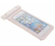 Wit universele waterproof case maat L
