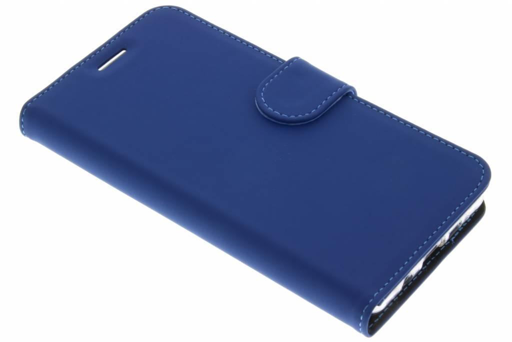 Accezz Wallet TPU Booklet voor de Samsung Galaxy A5 (2016) - Blauw
