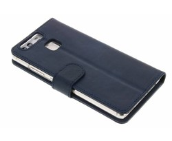 Valenta Vintage Blauw Booklet Classic Luxe Huawei P9