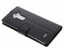 Valenta Booklet Classic Luxe LG G4 - Zwart