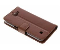 Valenta Booklet Classic Luxe LG K4 - Bruin