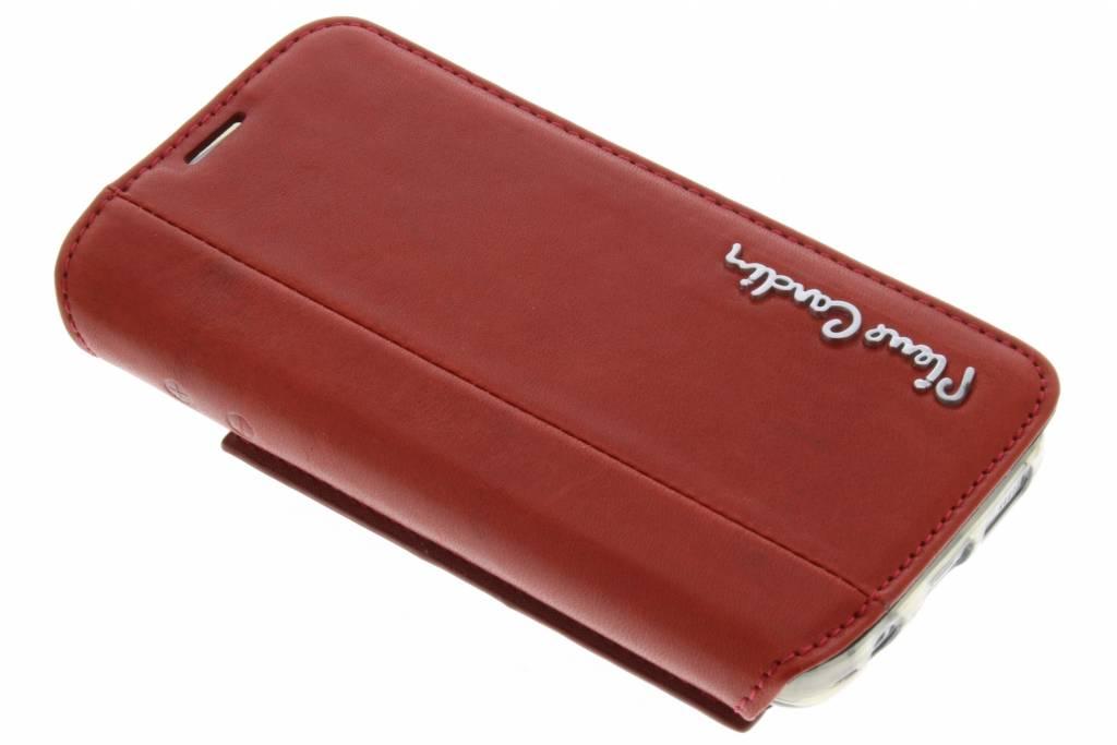 Book case voor de Samsung Galaxy S7 Rood
