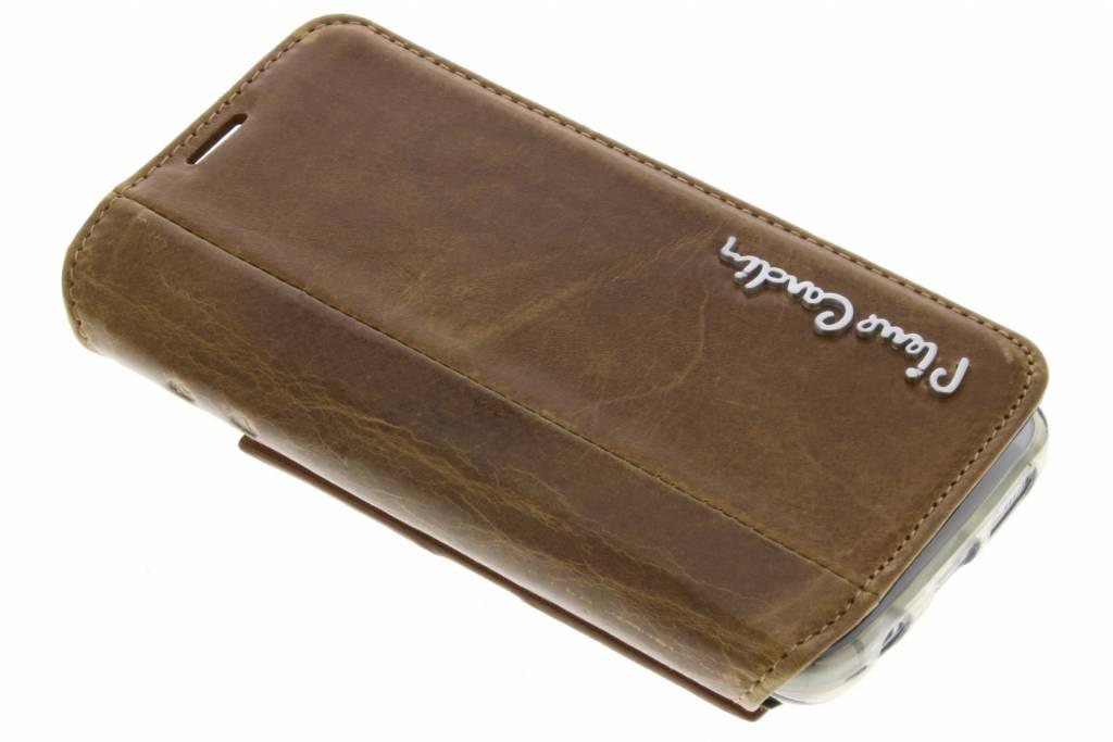 Book case voor de Samsung Galaxy S7 Bruin