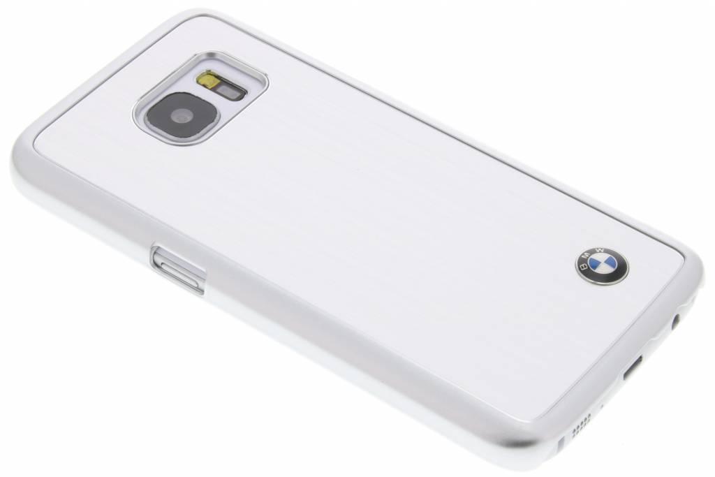 Image of Brushed Aluminium Hard Case voor de Samsung Galaxy S7 - Zilver