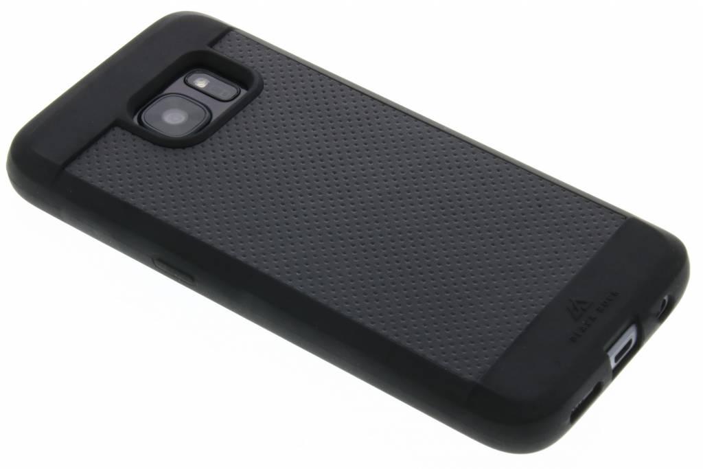 Black Rock Mesh Case voor de Samsung Galaxy S7 - Zwart