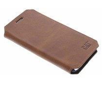 Cat Active Signature Leather booktype case Galaxy S6