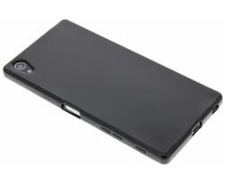 Zwart gel case Sony Xperia Z5 Premium