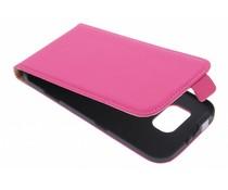 Mobiparts Premium flipcase Samsung Galaxy S6 - Pink