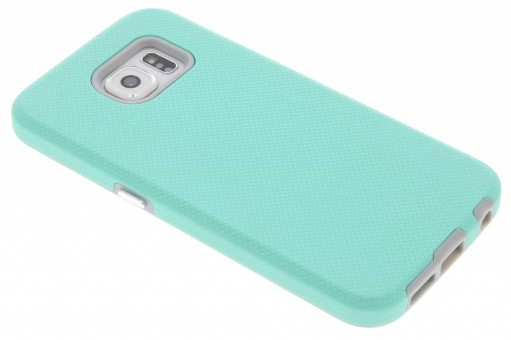 Accezz Xtreme Cover voor de Samsung Galaxy S6 - Mintgroen