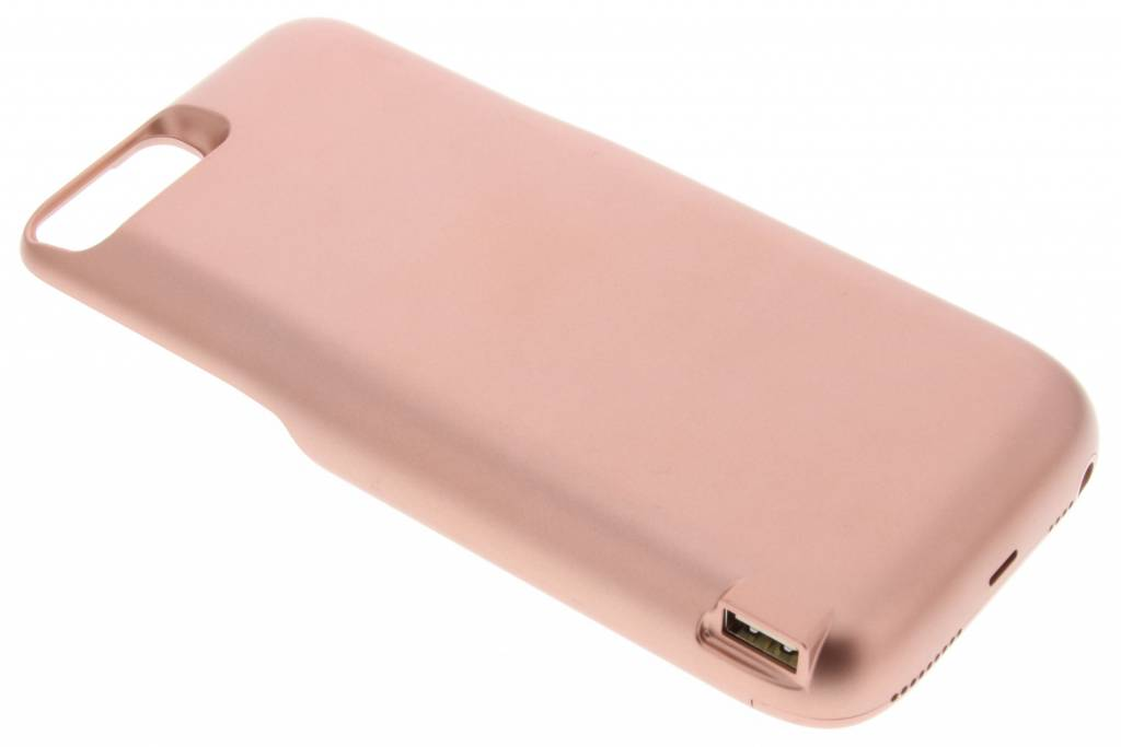 Power Case 8000 mAh voor de iPhone 8 Plus / 7 Plus / 6s Plus / 6 Plus - Roze