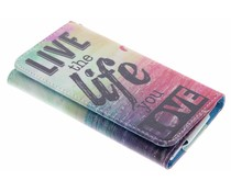 Universele design wallet maat L