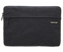 Universele Cartinoe laptop tas 13 inch - Zwart