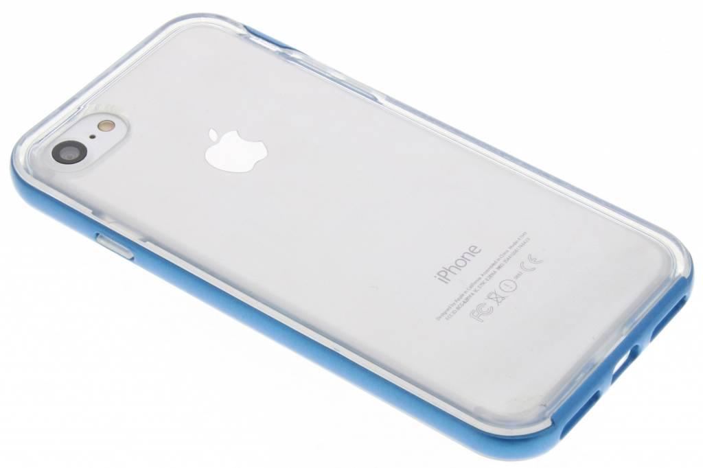 Blauwe Bumper TPU case voor de iPhone 8 / 7