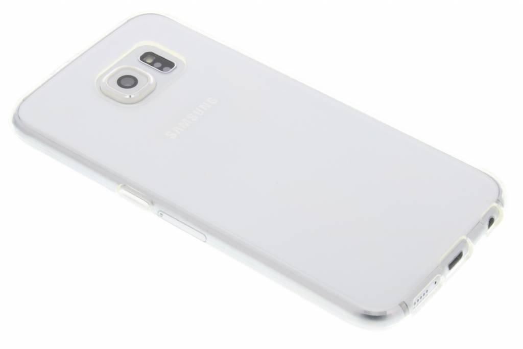 Accezz TPU Clear Cover voor de Samsung Galaxy S6 - Transparant