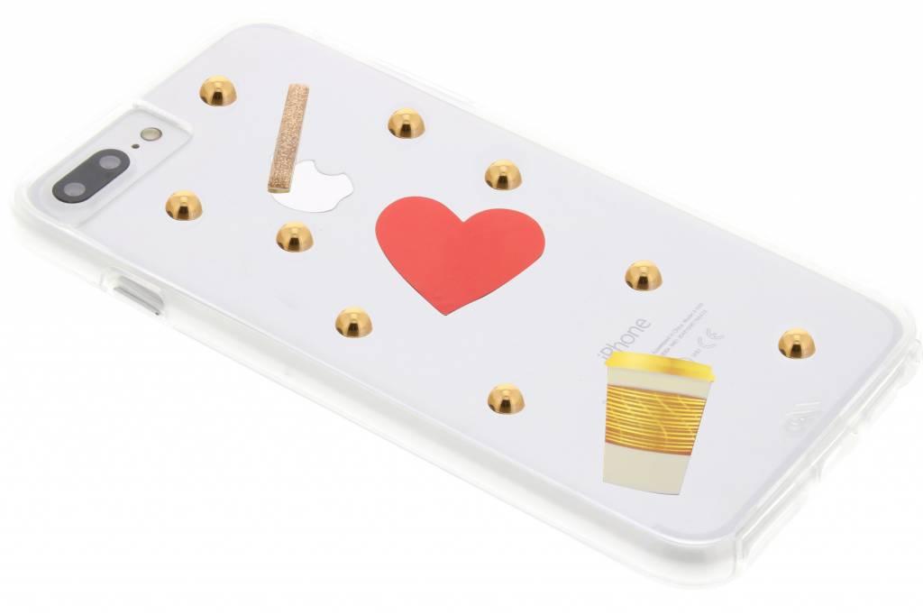 Case-Mate Naked Tough Custom Case voor de iPhone 7 Plus / 6s Plus / 6 Plus - Transparant