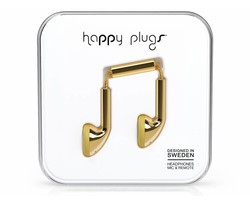 Happy Plugs Headphones Deluxe Edition