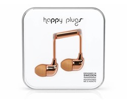Happy Plugs In-Ear Headphones Deluxe Edition