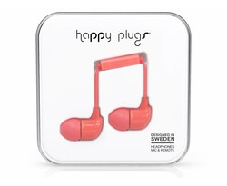 Happy Plugs In-Ear Headphones Original Edition