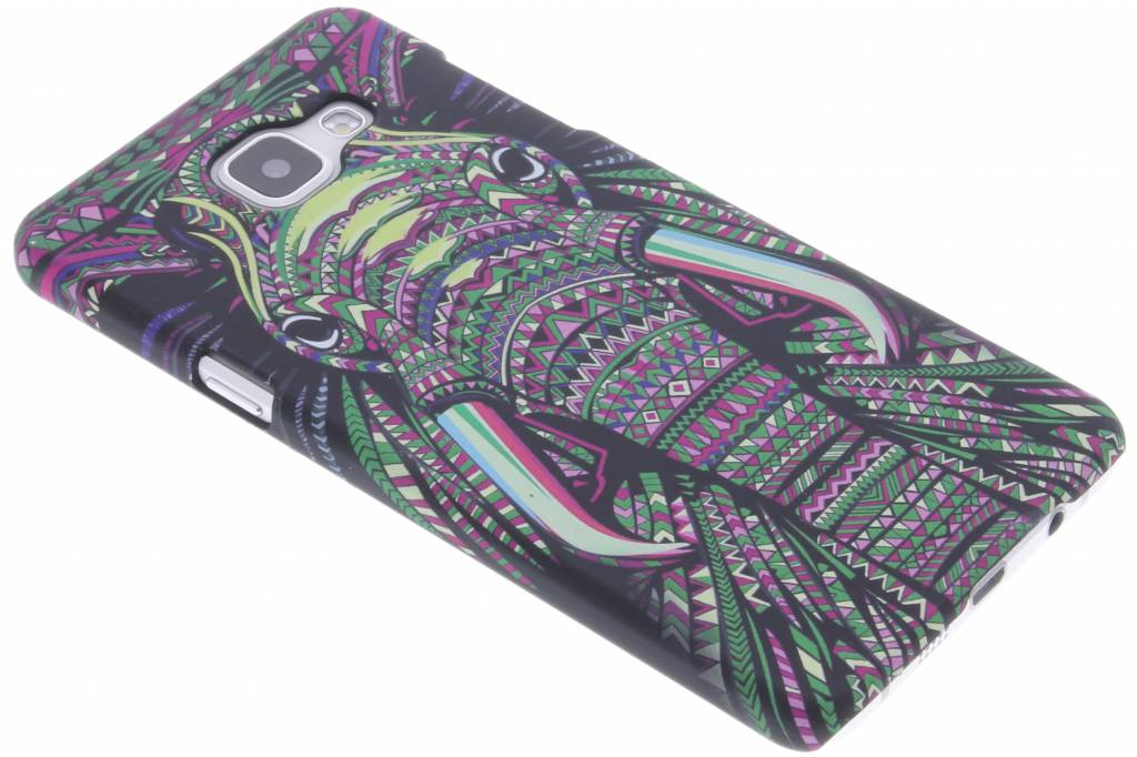 Olifant aztec animal design hardcase voor de Samsung Galaxy A5 (2016)