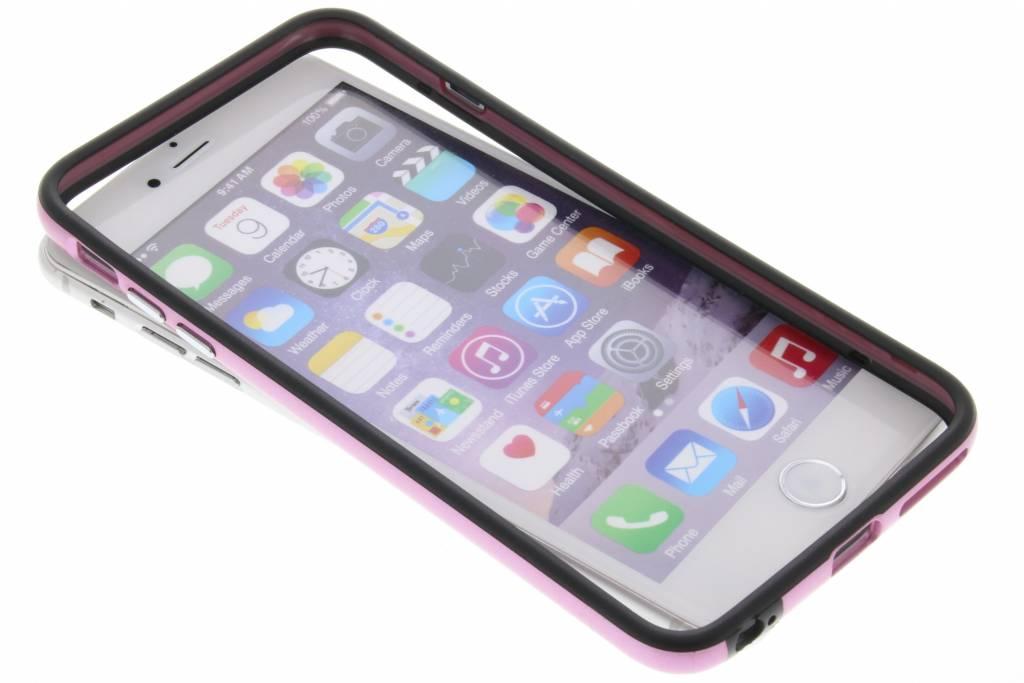 Celly Bumper voor de iPhone 6 Plus - Roze