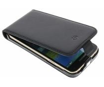 Celly Flipcase Samsung Galaxy S5 (Plus) / Neo - Zwart