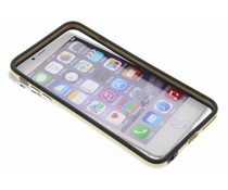Celly Bumper iPhone 6 / 6s - Goud