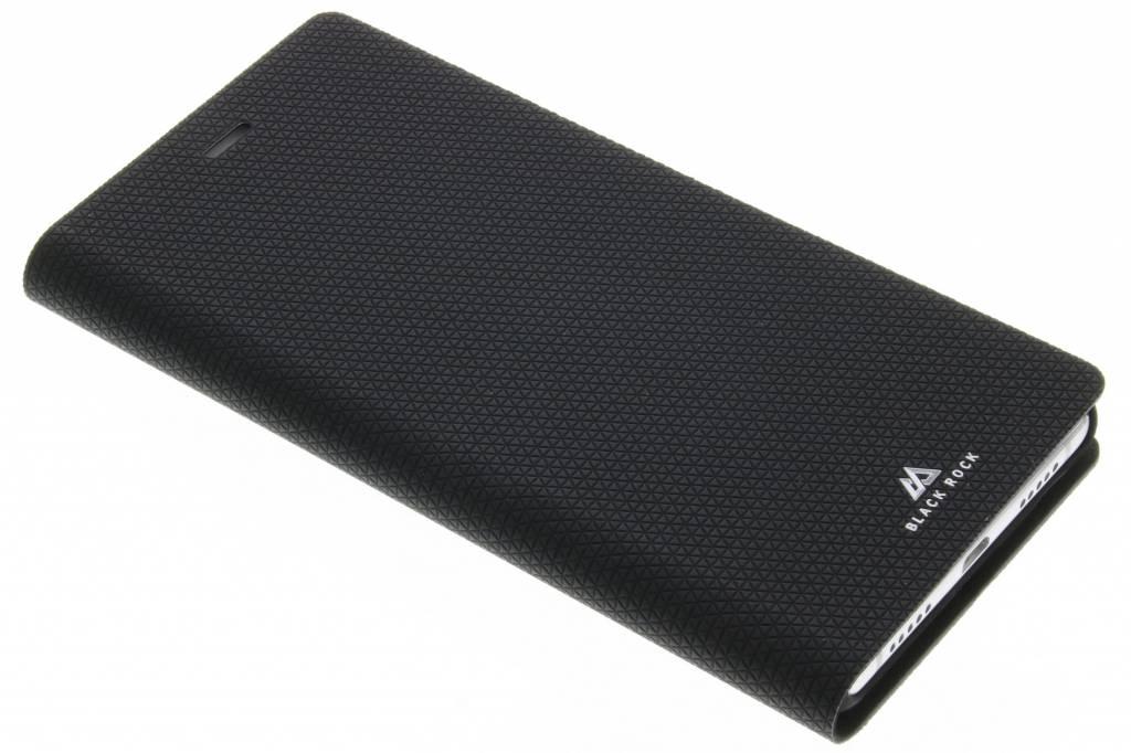 Black Rock Zwarte Protective Booklet voor de Huawei P9 Lite