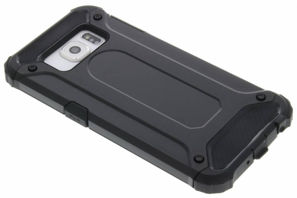 Zwarte rugged Xtreme Case voor de Samsung Galaxy S6