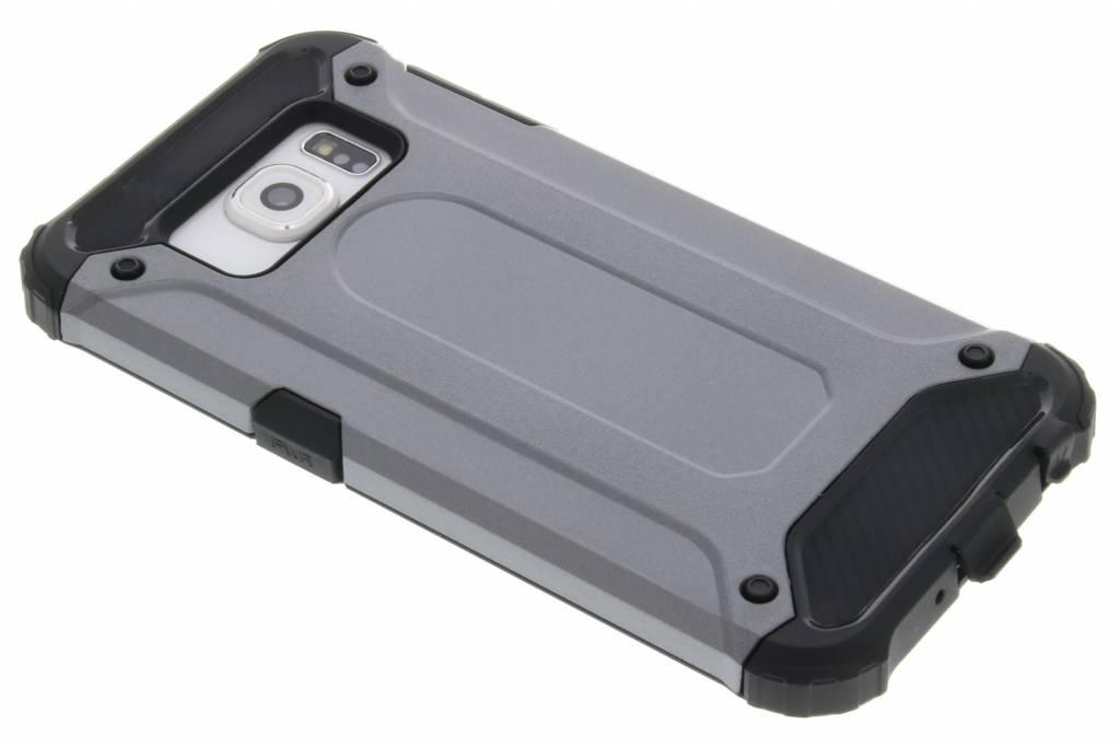 Grijze rugged Xtreme Case voor de Samsung Galaxy S6