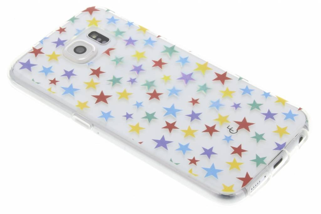 Stars Softcase voor de Samsung Galaxy S6