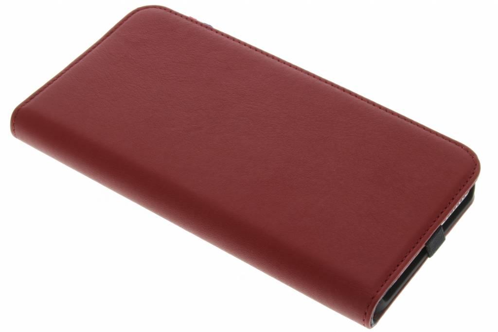 Wallet Case voor de iPhone 6(s) Plus - Red