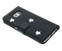 Fabienne Chapot Silver Reversed Star Booktype Samsung Galaxy S6