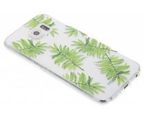 Fashionchick Leaves Softcase Samsung Galaxy S6