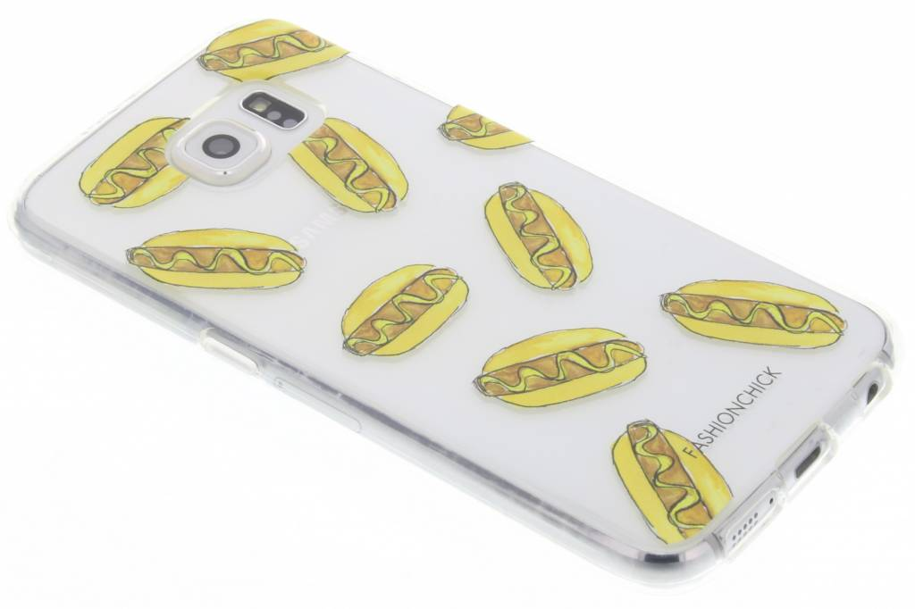Fashionchick Hotdog Softcase voor de Samsung Galaxy S6