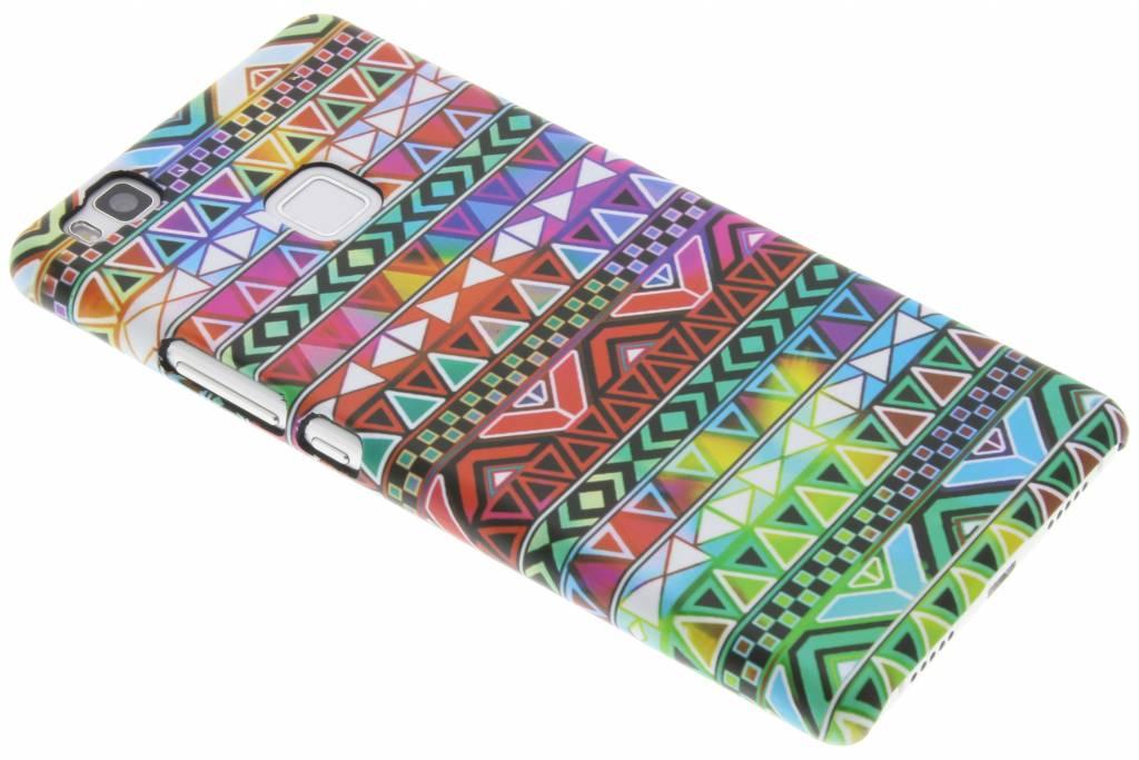 Aztec design hardcase hoesje voor de Huawei P9 Lite