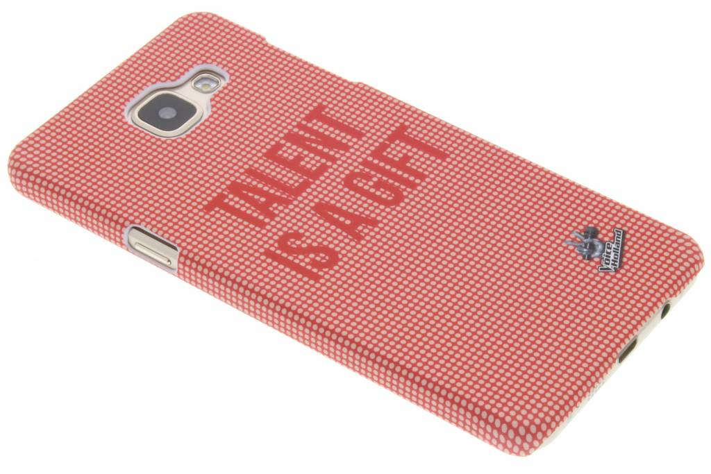 The Voice of Holland Talent is a gift hardcase hoesje voor de Samsung Galaxy A5 (2016)
