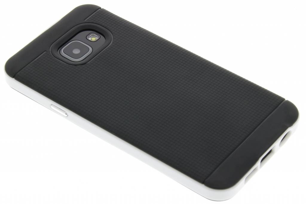 Witte TPU Protect case voor de Samsung Galaxy A3 (2016)