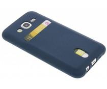 TPU siliconen card case Samsung Galaxy J5