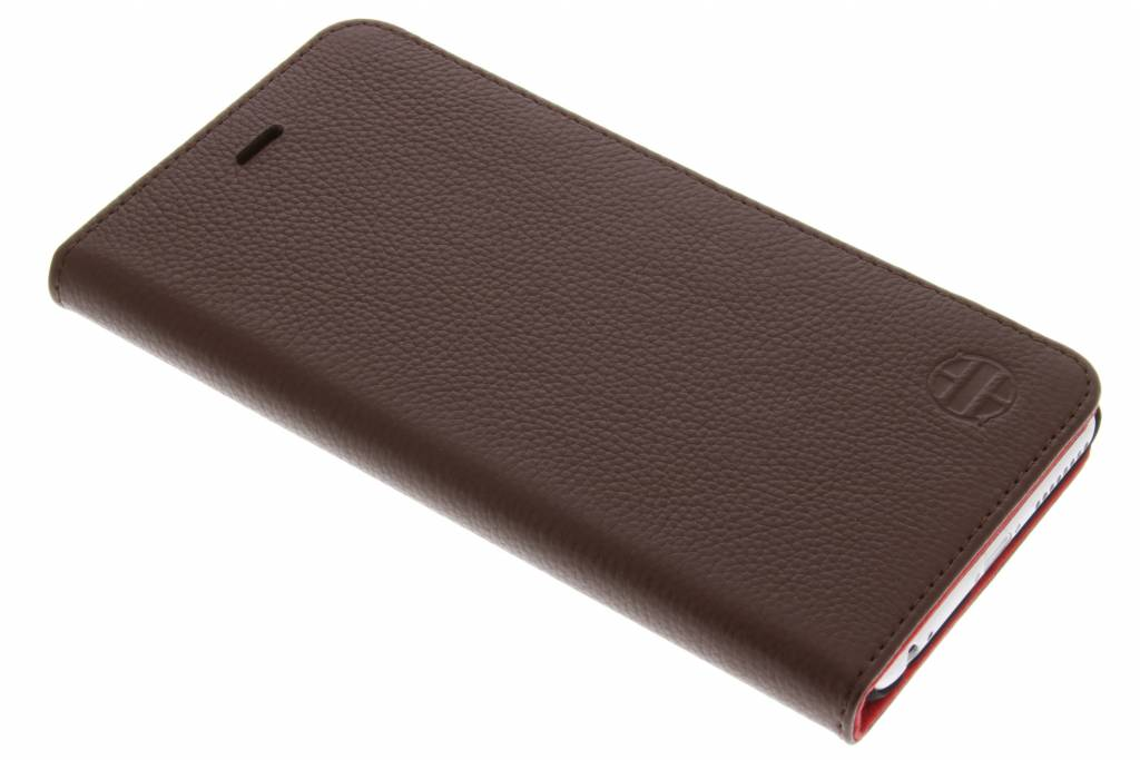 Leather Ultra Slim Wallet voor de iPhone 6(s) Plus - Bruin