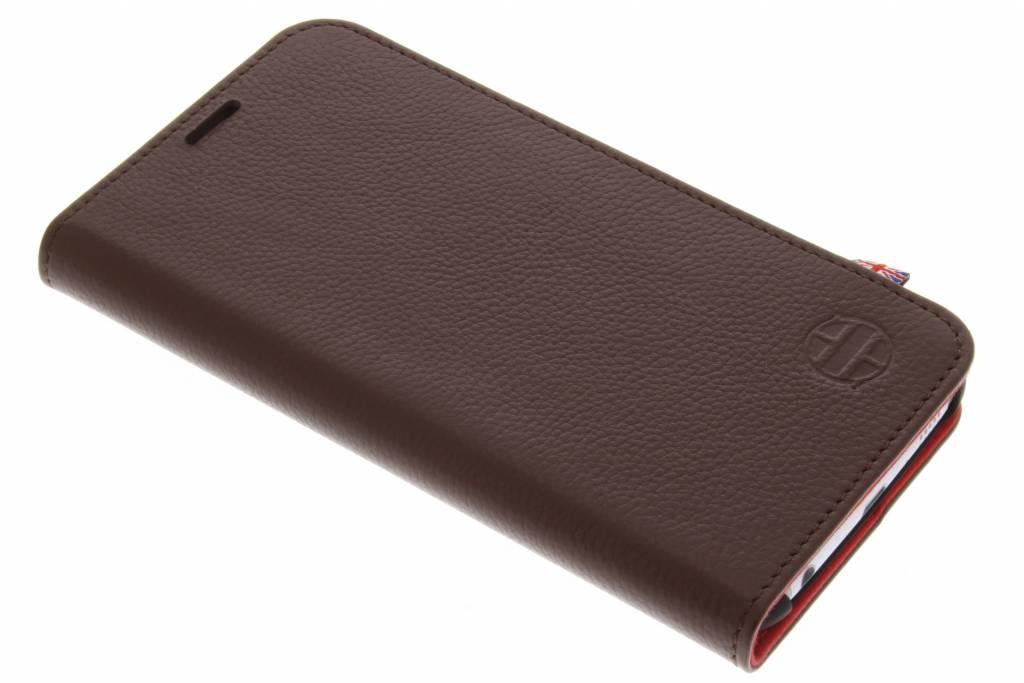 Leather Ultra Slim Wallet voor de Samsung Galaxy S6 - Bruin