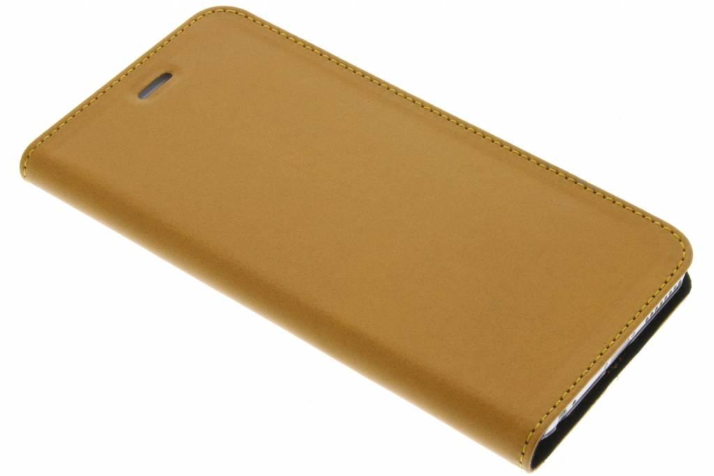 Booklet Classic Style voor de iPhone 6(s) Plus - Camel
