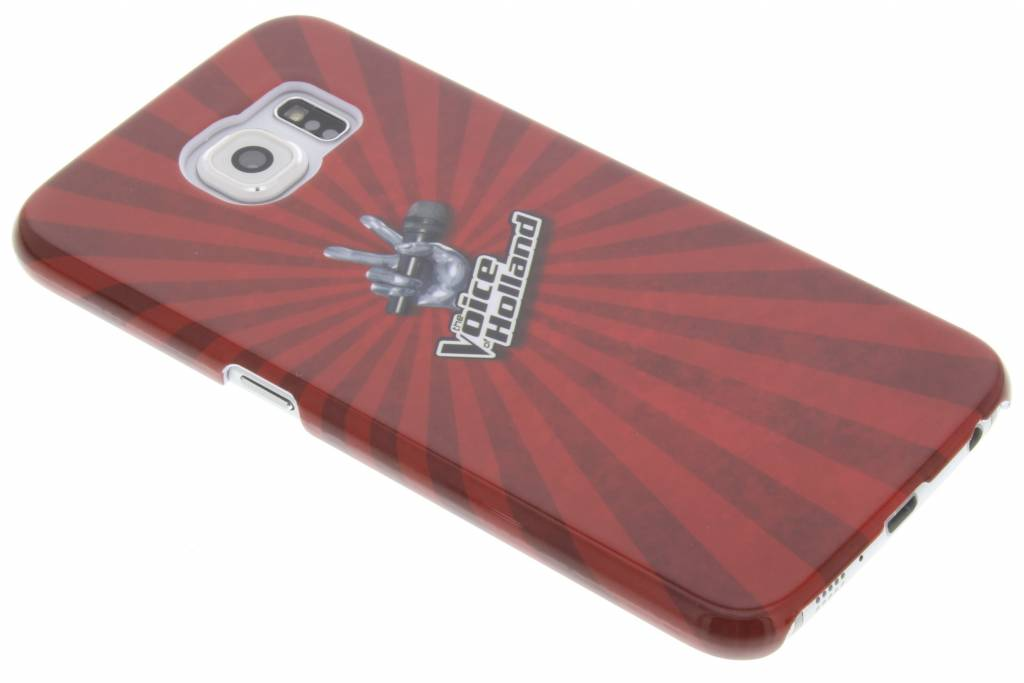 The Voice of Holland Logo design hardcase hoesje voor de Samsung Galaxy S6
