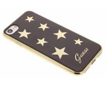 Guess Stars Soft TPU Case iPhone 8 / 7 - Zwart