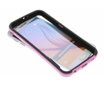 Roze bumper Samsung Galaxy S6