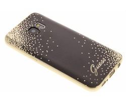 Guess Dots Soft TPU Case Samsung Galaxy S7 - Zwart