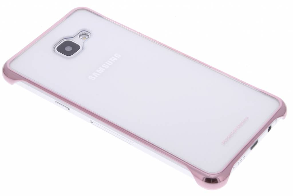 Samsung originele Clear Cover voor de Galaxy A5 (2016) - Rosé