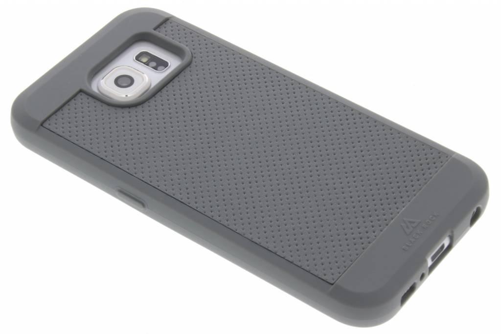 Black Rock Grijze Mesh Case voor de Samsung Galaxy S6