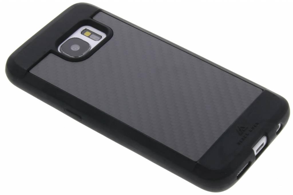 Black Rock Material Case voor de Samsung Galaxy S7 - Black
