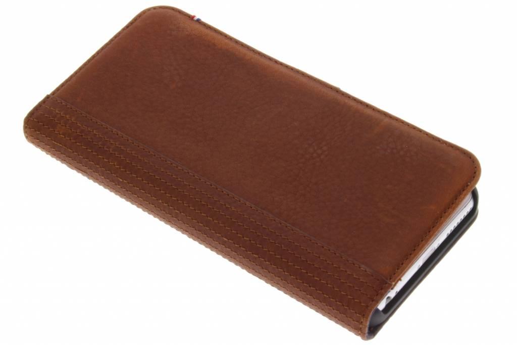 Book Type voor de iPhone 6(s) Plus - Cinnamon Brown